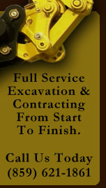 Shingleton Excavating - Central KY